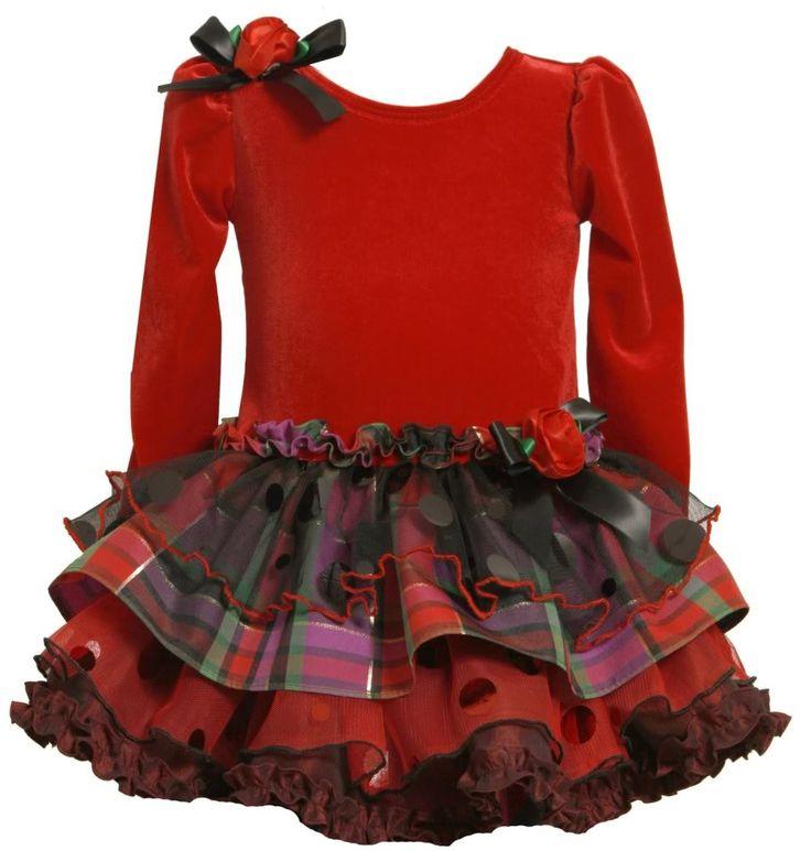 Cool Stuff On The Web: Little Girls Christmas Dresses