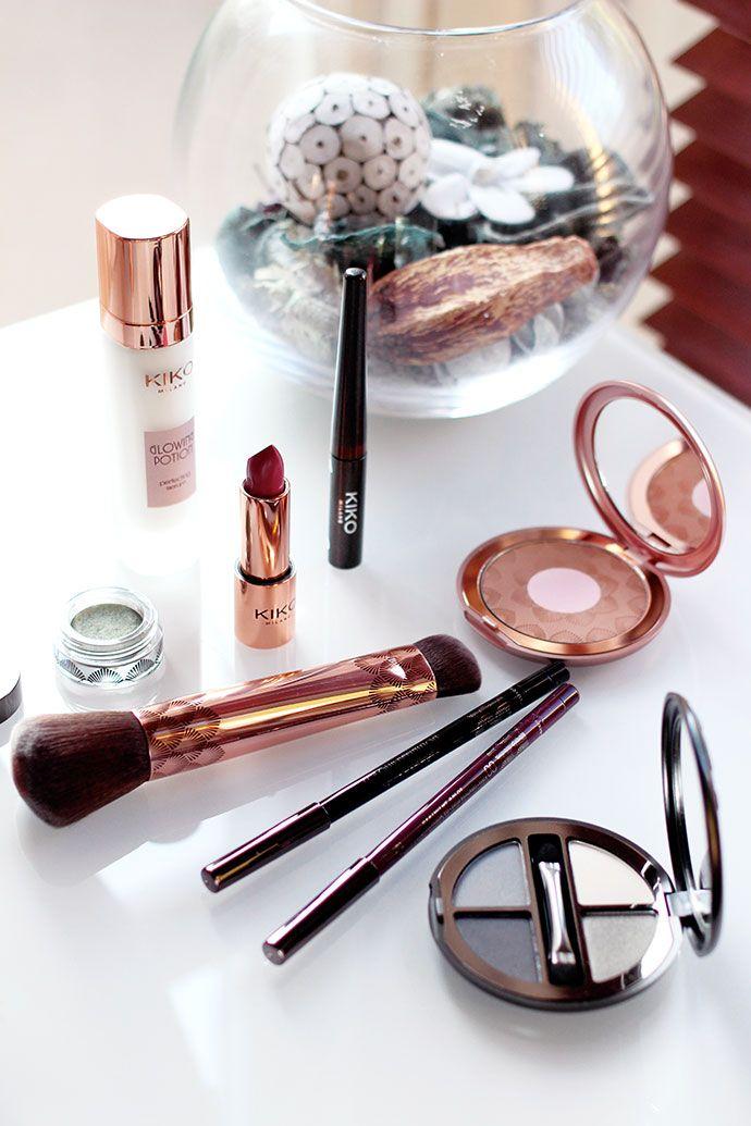 Make-up | Kiko Cosmetics Rebel Romantic Collection