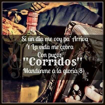 Corridos ♥