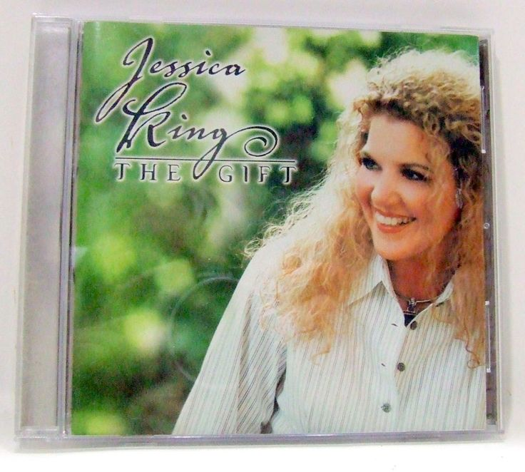 Jessica King The Gift Gospel Music CD Christian Music Christianity Jesus Christ #Gospel