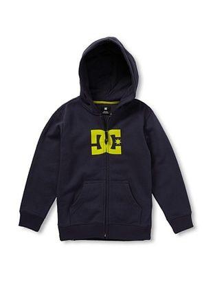 67% OFF DC Boy's Star Hoodie (DC Navy)