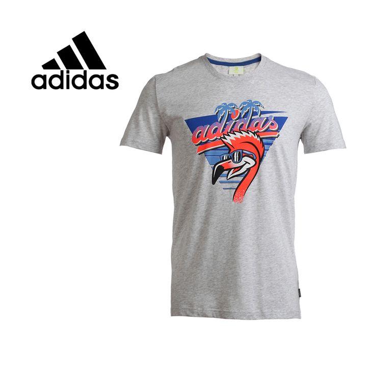 Оригинальные Adidas NEO Label мужские Футболки трикотажные Спортивной бесплатная доставка