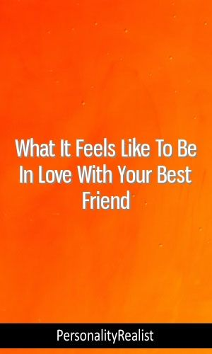 What It Feels Like To Be In Love With Your Best Friend #MBTI #INTJ