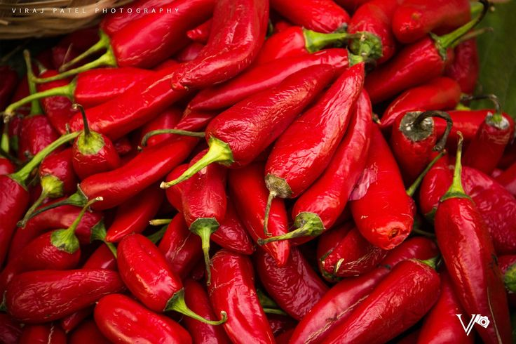 Spicy Red Chillies by Viraj Patel on 500px