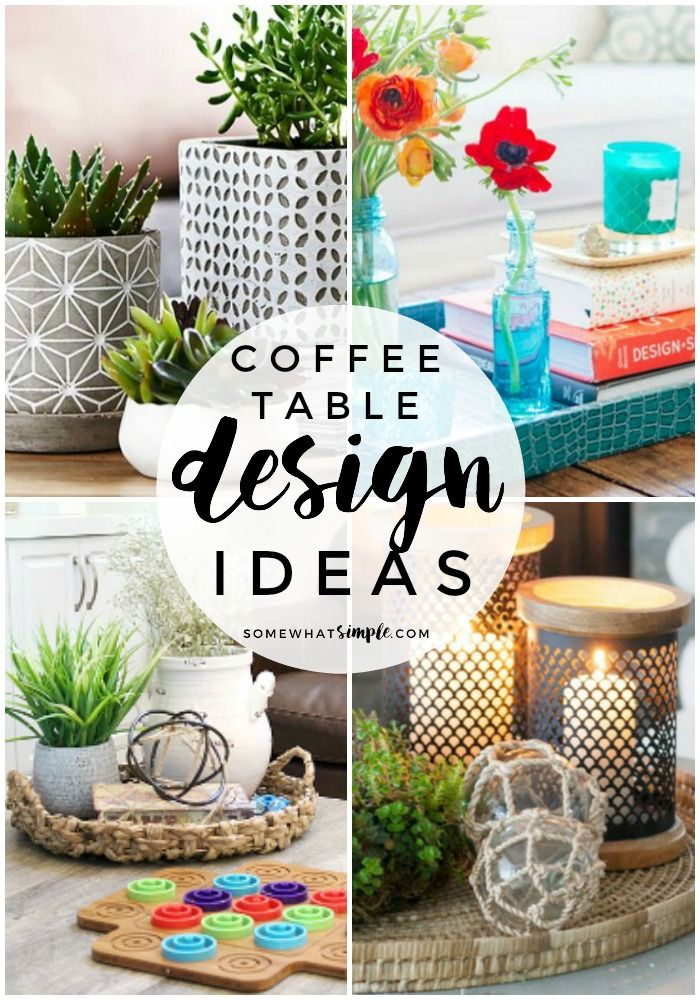 5 Styling Tips And Coffee Table Decor Ideas Coffee Table Magazine Decorating Coffee Tables Coffee Table Centerpieces