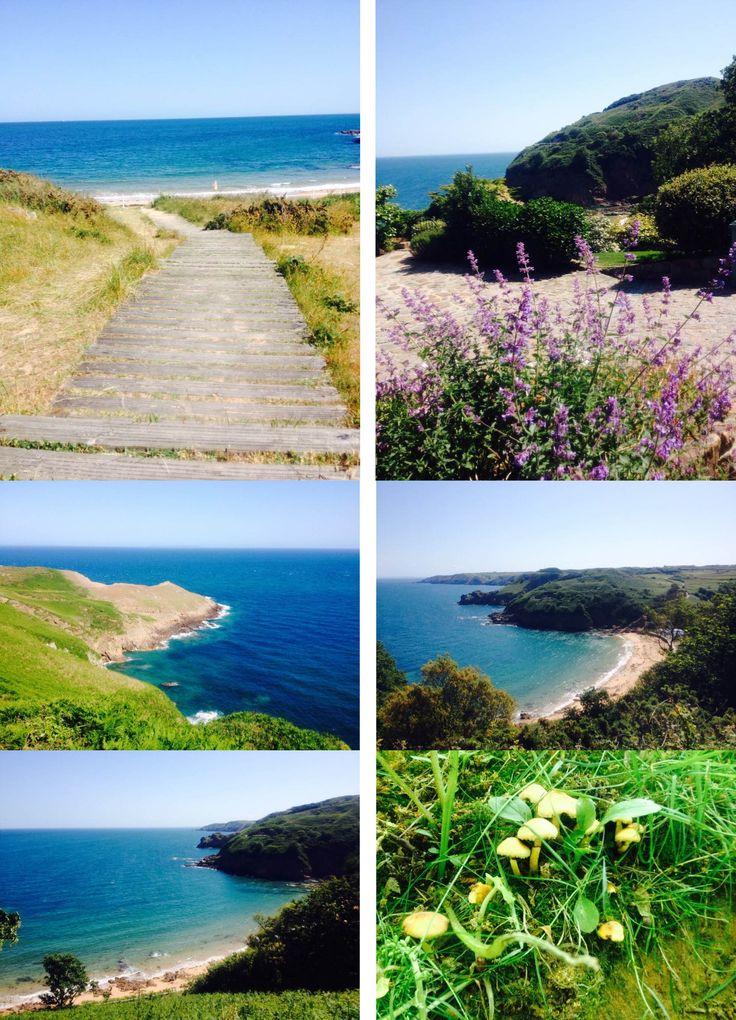 Greve de Lecq, Jersey, Channel Islands June 2015 taken by Katie McArthur  McArthur Landscapes