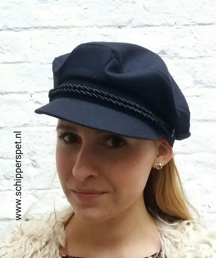 Groninger Dutch #Boatman's #Bargeman's #sailorcaps Original Dutch Boatman's Bargemans #sailorcap. This original , traditional and authentic Dutch #cap is made of dark cloth  https://www.facebook.com/schipperspet/photos/a.382906795386317.1073741828.376999555977041/384677585209238/?type=3&theater