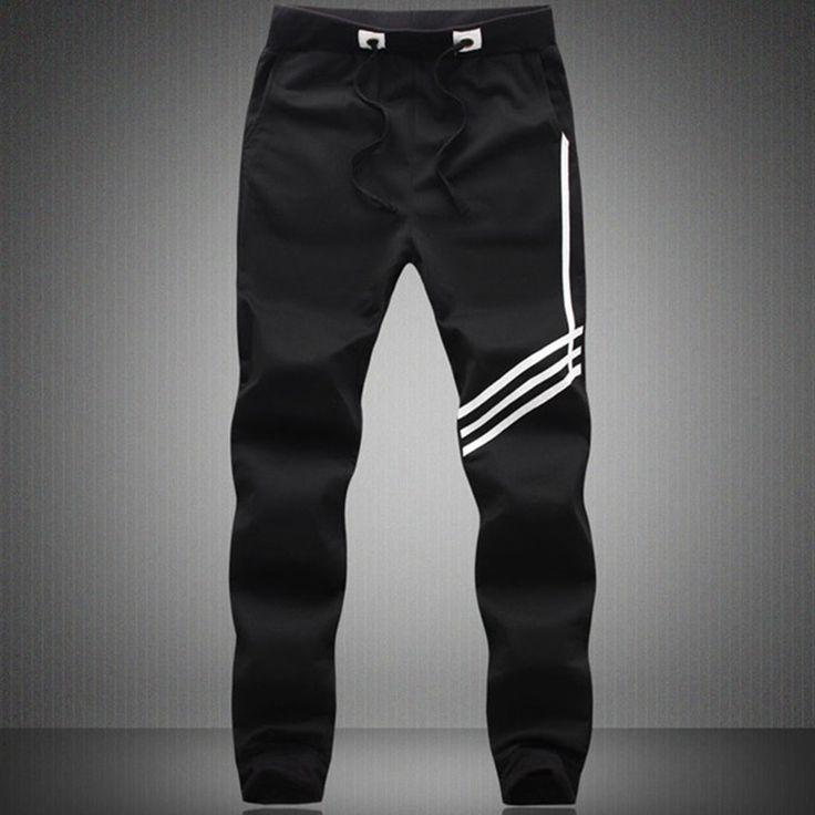 New Fashion Brand Mens Joggers Harem Pants Casual Men Boys Jogger Pant Male Sweatpants Trousers Plus Size Drawstring Cargo Pants