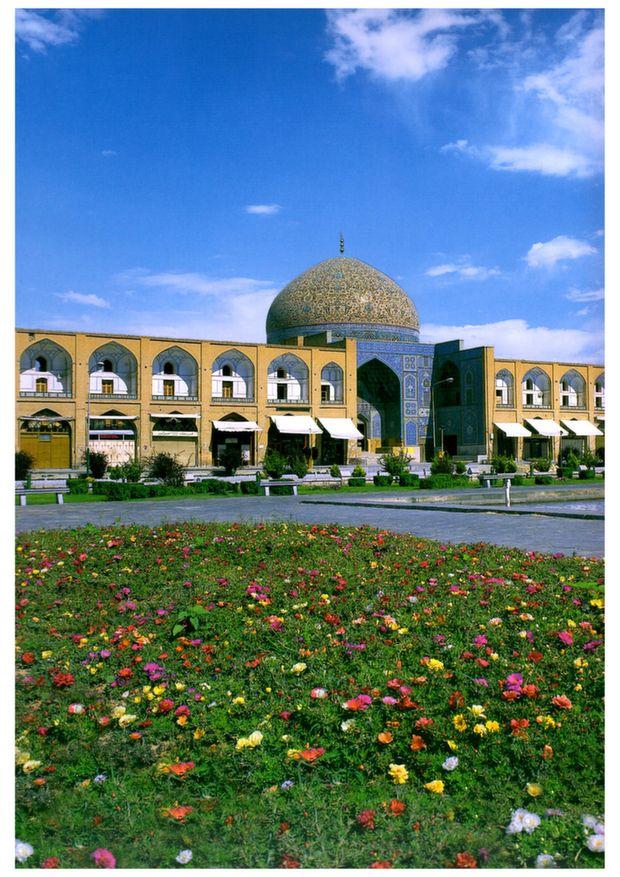 Follah moskee  http://iranclassictravel.nl #iran #persia #middleeast