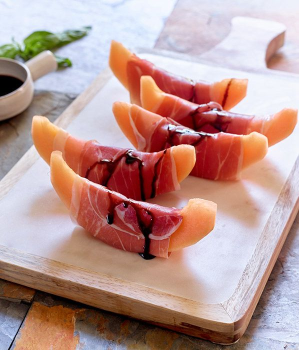 Check out this regionally inspired recipe from Taste of Italy! Prosciutto and Melon