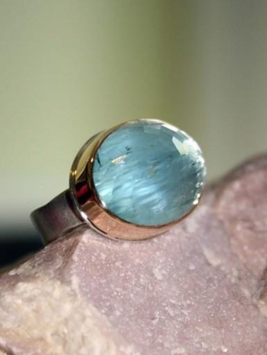 Aquamarine Ring by Jamie Joseph