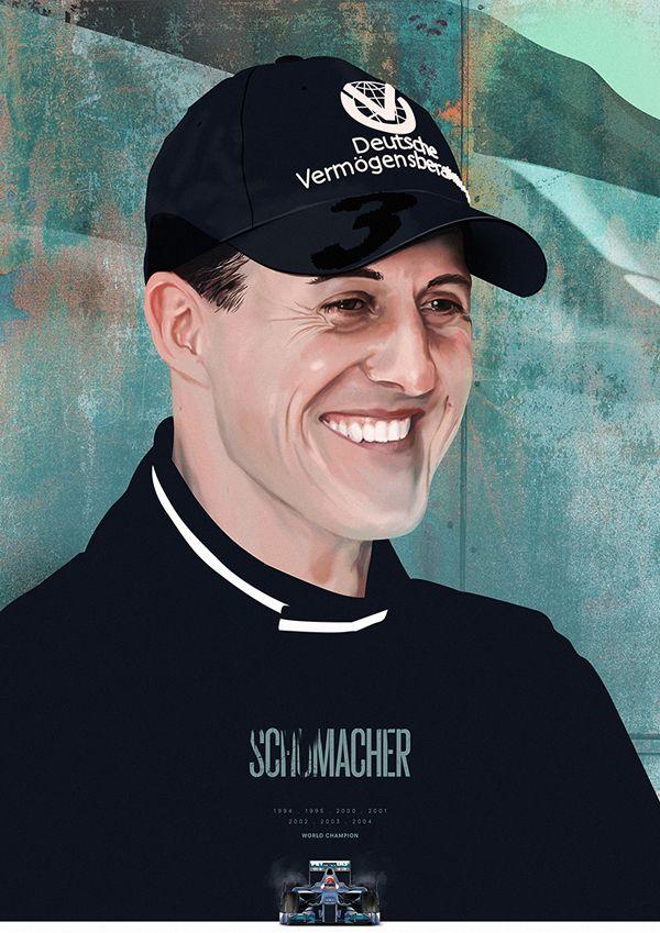 F1 Heroes - Schumacher