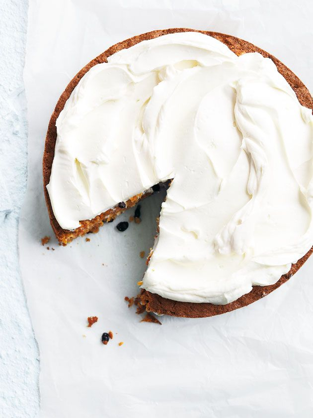 flourless carrot cake with cream cheese icing