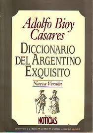 """Afirma el autor: Encontré la mayor parte de las palabras que reúne mi diccionario, en declaraciones de políticos y gobernantes. Como por ejemplo, Crematístico """"la clase media no se mueve por intereses crematísticos.""""(declaraciones de un político, Buenos Aires, 1976)"""