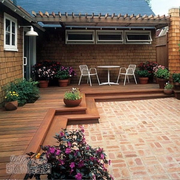 best 20+ small backyard decks ideas on pinterest | back patio ... - Wood Patio Ideas