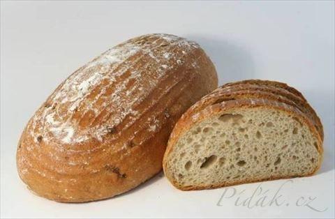 Obrázek z Recept - Základní startovací chléb pro nováčky