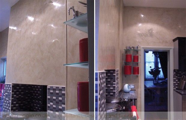 Stylish semi-open-plan kitchen-kitchen_design
