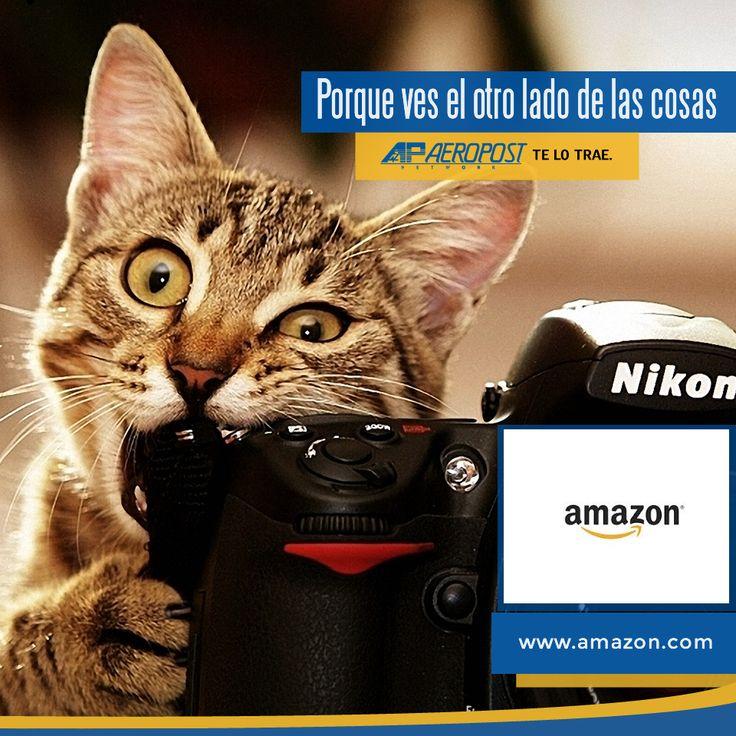 Lo mejor para tu cámara lo tienes con Aeropost