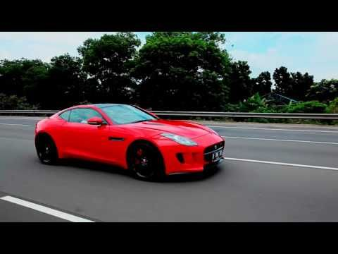 Driving Jaguar F-TYPE S Coupe - CarvaganzaTV - YouTube
