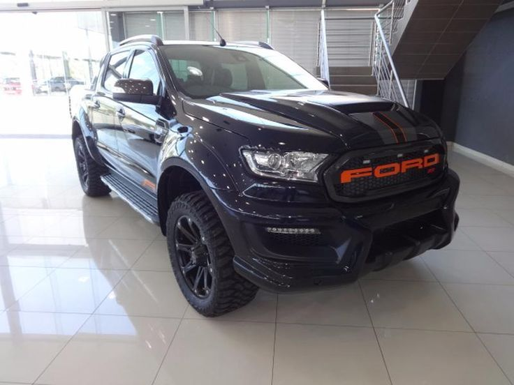 2017 Ford Ranger 3.2 Double Cab Wildtrak Auto for sale