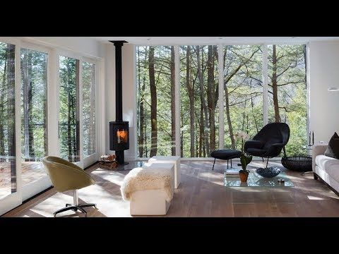 Living Room Ideas with Floor to Ceiling Windows