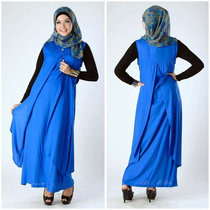 butik jeng ita produk busana dan fashion cantik terbaru baju muslim untuk orang pendek