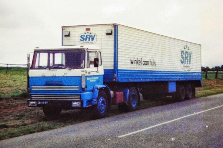 Daf 2000  SRV Someren