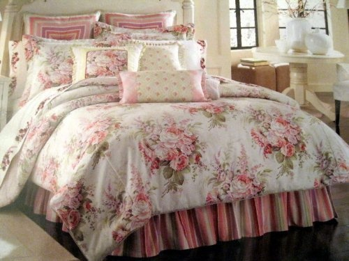 17 Best Images About Shabby Chic Bedding On Pinterest