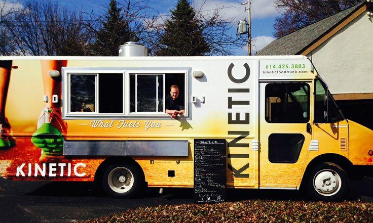 Kinetic Columbus Food Truck