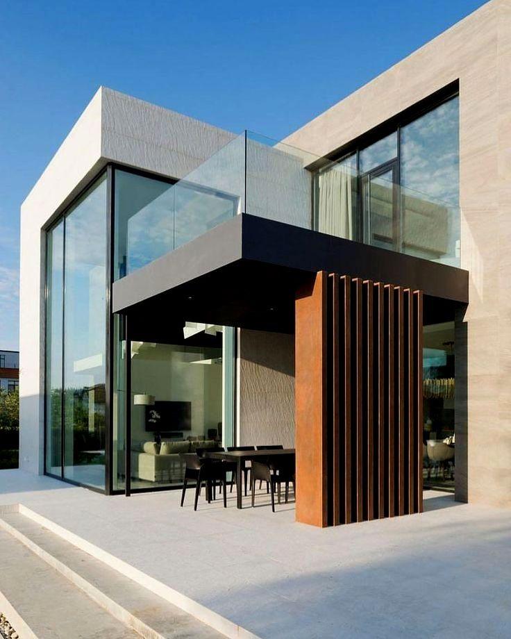 Arquitectura Fachadas De Casas Modernas Casas Modernas: Estilo Contemporáneo, Mostramos Diseño De Fachadas Y Diferentes Tipos De Estructuras