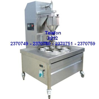 Tulumba Tatlısı Köfte Makinaları : Halka Tatlı Makinesi Satış Telefonu 0212 2370749