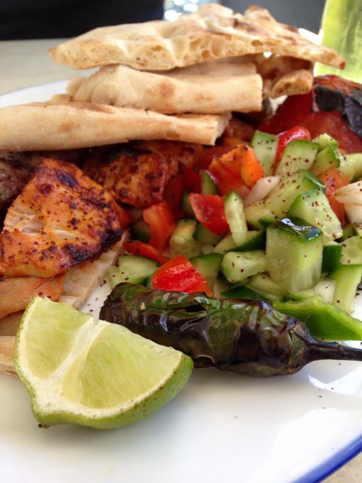 chicken kebab by the memo group