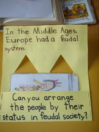 feudal minibook