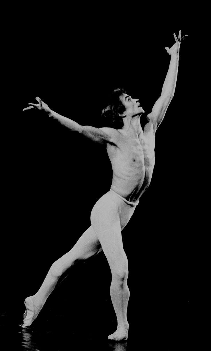 Rudolf Nureyev by Francette Levieux, 1978