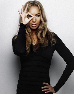 "Desporate bitch Leona Lewis All Seeing Eye & 666 In One...MK"""