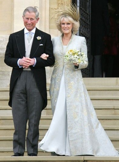 The Wedding of HRH The Prince Of Wales, Prince Charles and Camilla Parker Bowles, Duchess Of Cornwall 9th April 2005