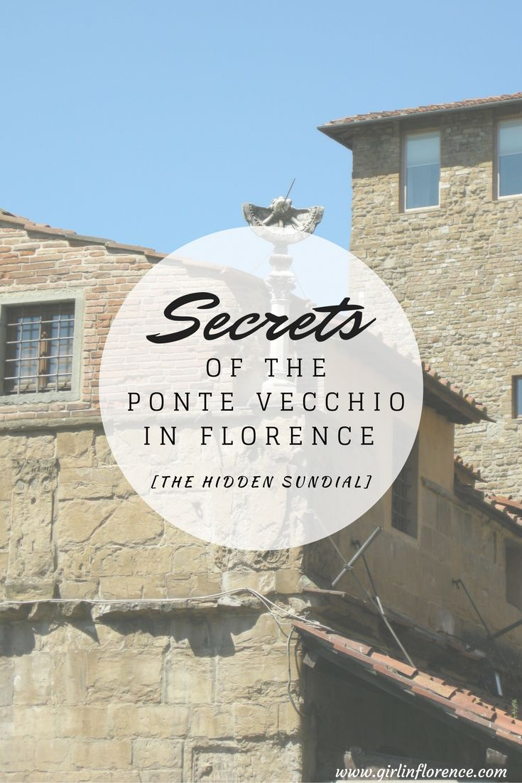 You'll want to look for this the next time you're in Florence..