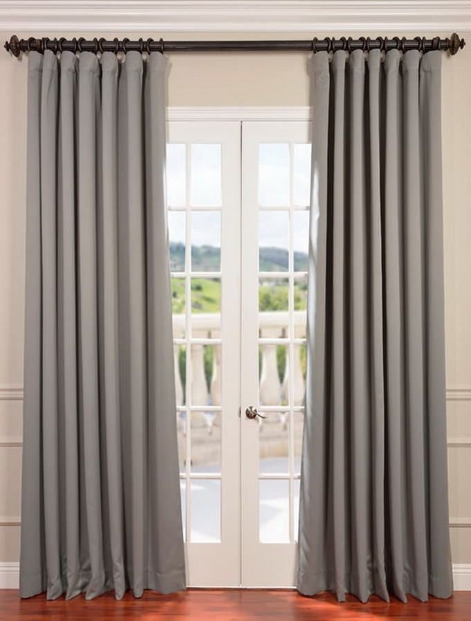 25 Best Ideas About Patio Door Curtains On Pinterest French Door Curtains Door Window