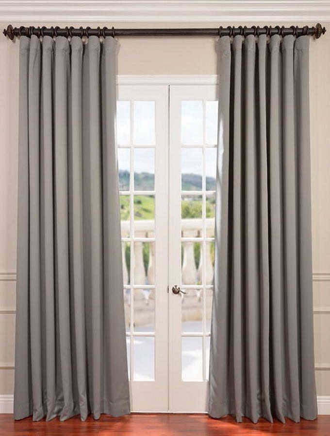 25 best ideas about Patio door curtains on Pinterest