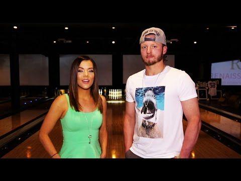 Redmond vs. Donaldson in a bowl-off! - YouTube