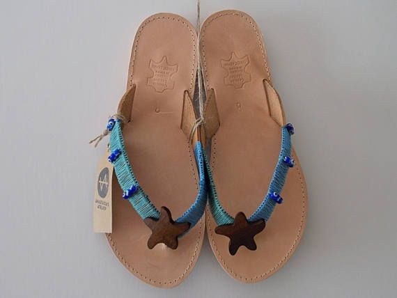 Check out this item in my Etsy shop https://www.etsy.com/uk/listing/537044917/flip-flop-sandals-handmade-leather