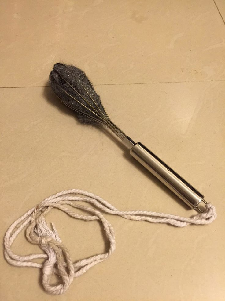 Prop 3: One of the props being used within my light scenes is a metal whisk with steel wool inside. These two items, when lit and spun at speed will create the sparks needed for the project