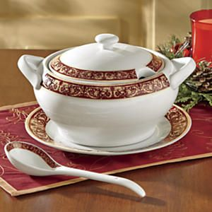 Soup Tureen Renaissance Serving Set from Montgomery Ward®