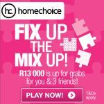R13000 is up for grabs for you and 3 friends | Ends 30 June 2015