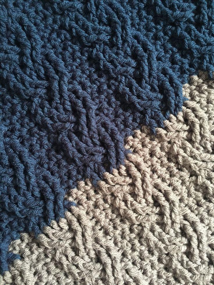 244 best Crochet Cables images on Pinterest | Crochet stitches ...