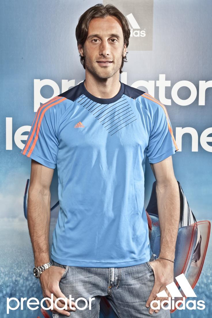 Stefano Mauri (S.S Lazio)  #adidas #adidasfootball