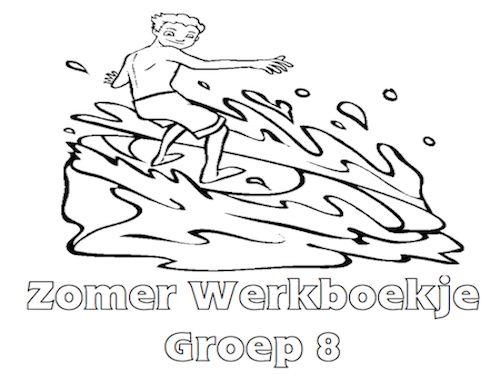 Zomer Werkboekje Groep 8