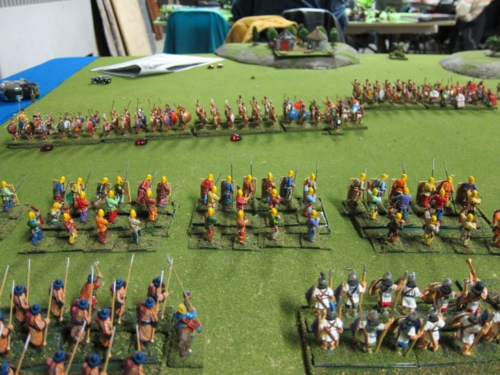 Micromegas at War: Greek Persian Wars - Part 1 – Battle of Marathon