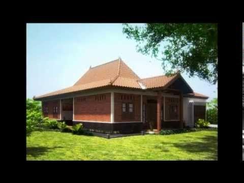 Desain Rumah Jawa Minimalis Modern Terbaik