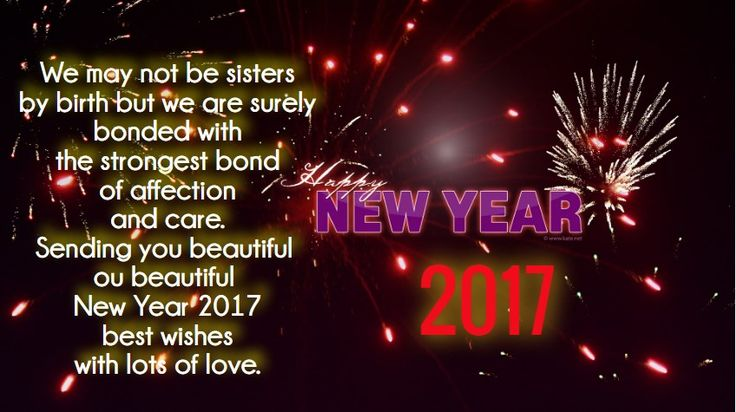 Happy New Year 2017 Wishes images
